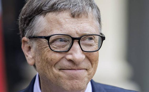 Bill Gates. /Etienne Laurent (Efe)