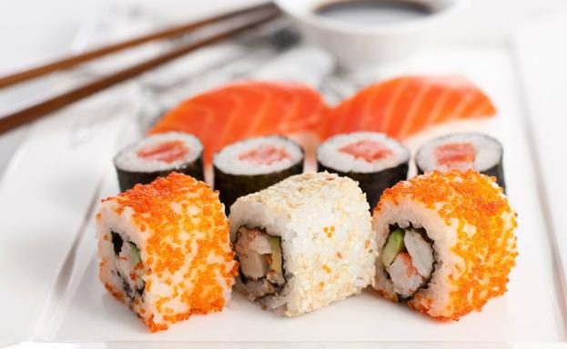 El local 'The Araki' está especializado en sushi./Fotolia