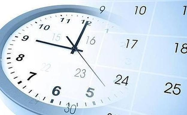 Resultado de imagen de horario