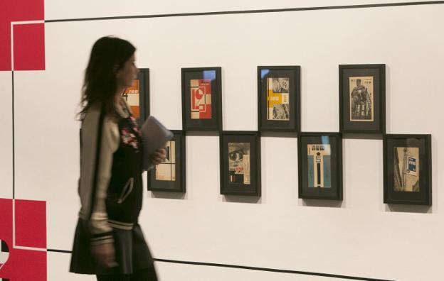 La exposición sobre Ródchenko se podrá visitar hasta el 26 de agosto. / damián torres
