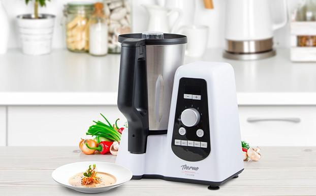 Robot de cocina lidl cinco alternativas que debes conocer antes de comprar las provincias - Thermomix del lidl precio ...