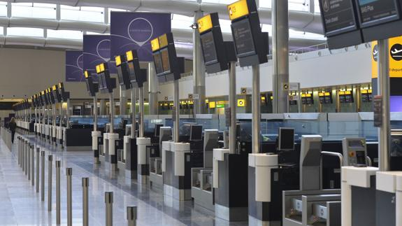 Terminal 2 de Heathrow./