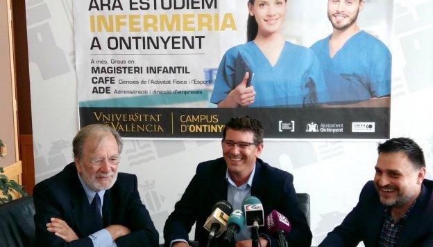 El Campus de Ontinyent impartirá el Grado de Enfermería a partir del ...