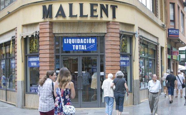 El comercio tradicional desaparece en Valencia  44a3e4a8126