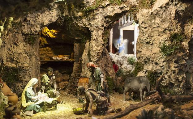 Fotos Esta Navidad Belenes Originales.Belenes En Valencia Horarios Y Dias Abiertos En Navidad
