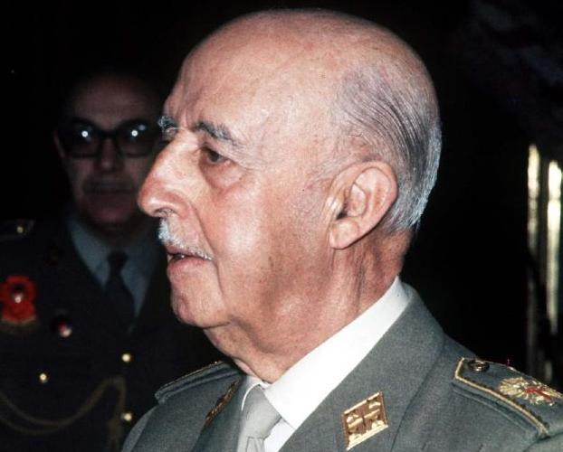 franco será un dictador a partir del mes de mayo las provincias