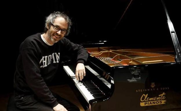 James Rhodes, fascinado con Valencia