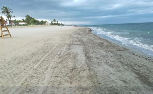 Prevision Del Tiempo Denia Prohibe El Bano En Sus Playas Por