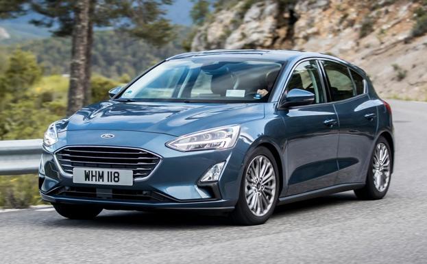 Ford Espera Que El Nuevo Focus Sea El Coche M 225 S Vendido De