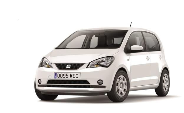 Seat Mii & You, ideal para ciudad