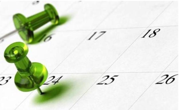 Calendario Laboral Xativa 2020.Calendario Laboral 2019 Dias De Fiesta Local En Todos Los