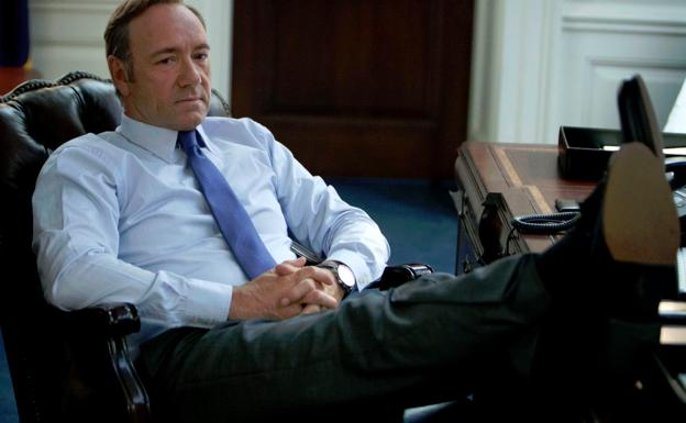 Kevin Spacey. /Sony Pictures Television