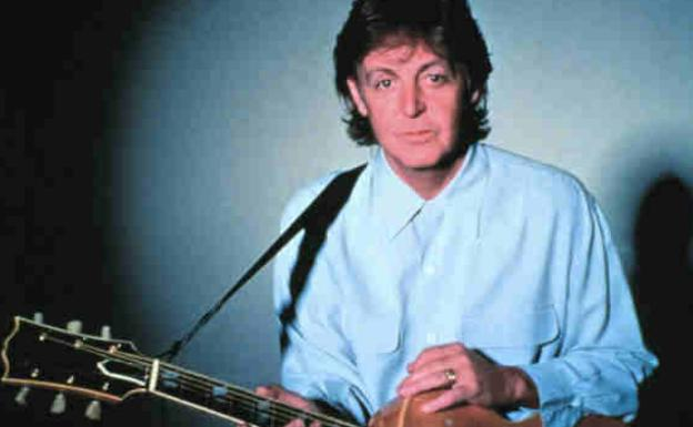Paul McCartney, ex bajista y ex vocalista de los Beatles /R.C.