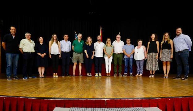 Calendario Fallero 2020.Las Aspirantes A Fallera Mayor De Valencia 2020 Ya Tienen Jurado
