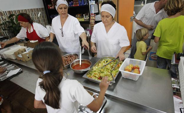 Becas comedor Valencia 2019-2020 | Educación rebaja el ...