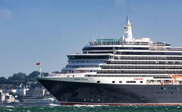El barco 'Queen Victoria'. /Cunard