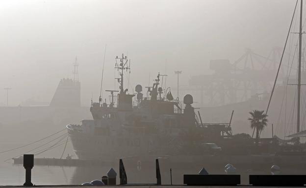Qué es realmente la niebla y por qué se ha formado hoy en Valencia | Las  Provincias