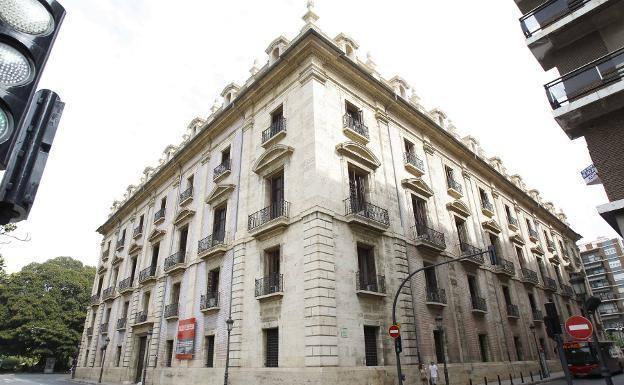 Sede del Tribunal Superior de Justicia. /Juan Monzó