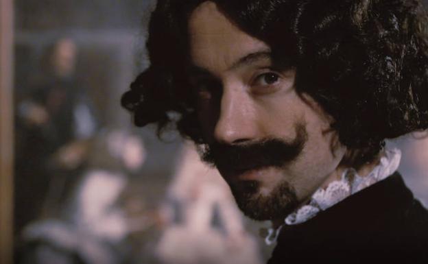 Uno de los vídeos del curso dedicado a Velázquez.