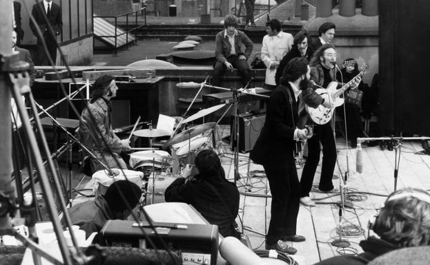A por un final feliz para los Beatles