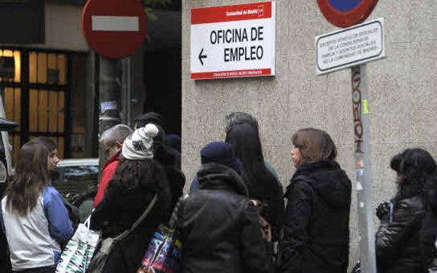 Los afectados por un ERTE cobrarán entre 500 y 1.400 euros al mes de paro