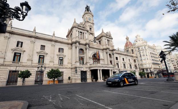 El Ayuntamiento de Valencia notifica cuáles son los servicios esenciales municipales que seguirán trabajando