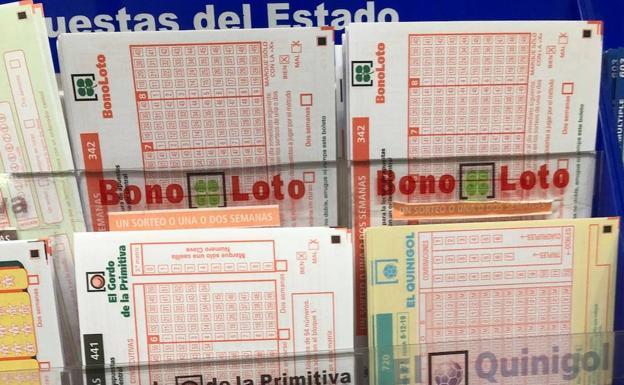 Lotería, Bonoloto, Euromillones y La Primitiva reactivan el pago de premios superiores a 2.000 euros