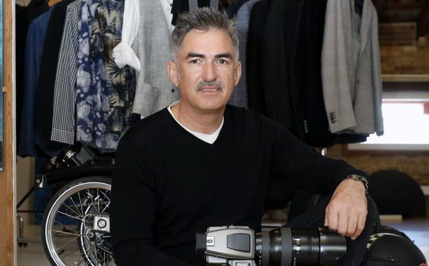 Jose Luis Abad, fotógrafo de moda muy vinculado a la sociedad ...