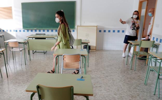Las discrepancias sobre la educación concertada frenan el pacto de reconstrucción