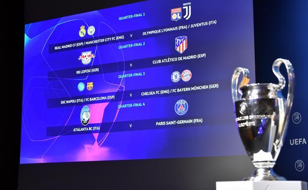 La Champions exprés marca un agosto con acento español