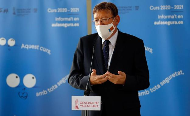 Puig reconoce que es necesario reforzar la Atención Primaria por la pandemia