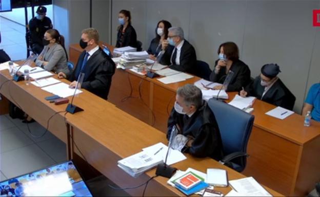 Vídeo del juicio del Crimen de Patraix: declara la jefa del Grupo de Homicidios