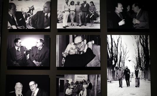 La exposición de la Biblioteca Nacional sobre Delibes (en la fotografía) tendrá una versión virtual./Óscar cañas-europa press