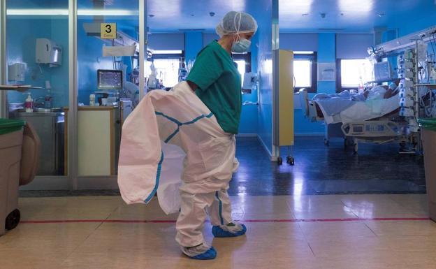 ¿Será peor la tercera ola del coronavirus que la segunda?