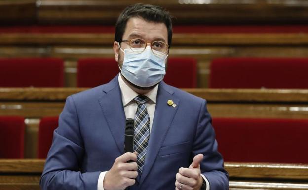 Cataluña admite que el confinamiento domiciliario «está encima de la mesa»