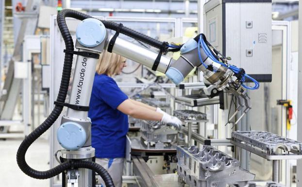 El Pacto de Toledo plantea que los robots coticen para pagar las pensiones