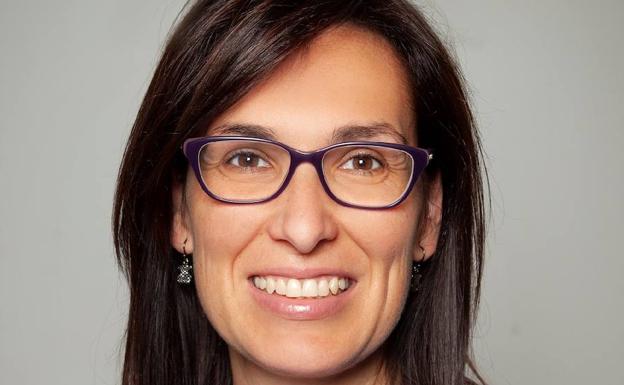 La actual alcaldesa de Godelleta, Silvia López.  / lp