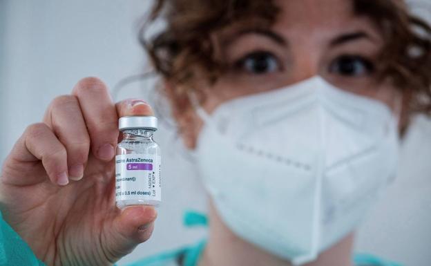Grupos de edad que se vacunan esta semana en Valencia, Alicante y Castellón