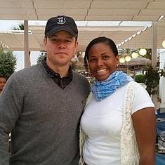 Matt Damon En Xàbia Y Dénia Las Provincias