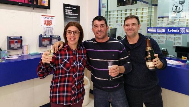 Cuarto premio de la Lotería de Navidad 2016: El 07211 cae en ...
